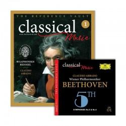 Beethoven: Symphonies N. 5 & 4