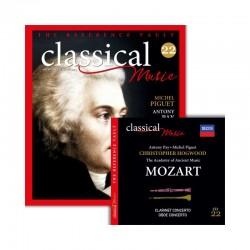Mozart: Clarinet Concerto,...